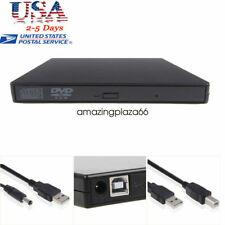 USB 2.0 External DVD Combo CD-RW CD-RW Burner Drive