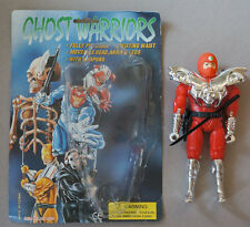 MOTU KO Super Ninja Original Toys 1985 Ghost Warriors Vintage RED NINJA