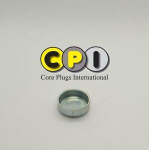 "7/8"" Cup Freeze core plug - CR4 Zinc Plating - British Steel BS1449"