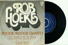 "ROB HOEKE 'Down South part 1&2' 1970 DUTCH PHILIPS PS VINYL 7"""