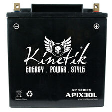 Kinetik 12V 30Ah Battery for Polaris 800CC Ranger RZR4 2010-2011