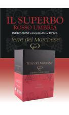 VINO ROSSO SUPERBO  BAG IN BOX 5 LT SUPERBO ROSSO Umbria IGT