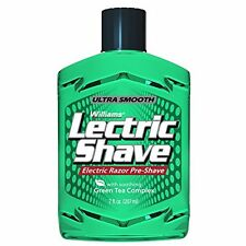 2 Pack - Lectric Shave Pre-Shave Original 7 oz Each
