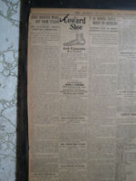 Titanic Ship Newspaper 1912 CALIFORNIA SURE ROCKETS NOT FIRED FROM TITANIC