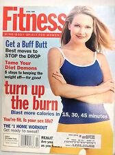 Fitness Magazine Get A Buff Butt Stop The Drop April 1999 081017nonrh