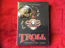 New ListingTroll (dvd) original Harry Potter full moon Charles Band