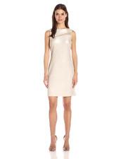 JULIA JORDAN Sequined Mesh Sheath Dressbroidered Sheath Dress size 2 $199