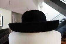 Patricia Underwood vintage black hat
