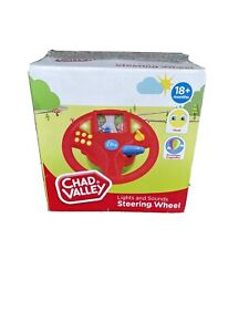 CHAD VALLEY Lights And Sounds Steering Wheel 18+ month