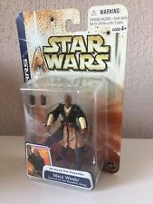 MACE WINDU - GENERAL OF THE REPUBLIC ARMY - STAR WARS - CLONE WARS - 2003  NUEVO