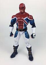 Marvel Legends Abomination Series Captain Britain (loose) complete