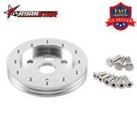 """0.5"""" Steering Wheel Hub Adapter Spacer 6 Hole To Fit Grant APC 3 Hole"""