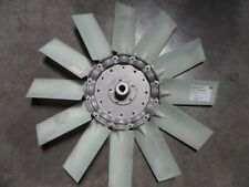 "Fan blades; blade pitch angle = 40°, Ø = 28.4"", statistically balanced to G6.3"