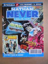 NATHAN NEVER Speciale n°7 Edizione Bonelli    [G363] con albo