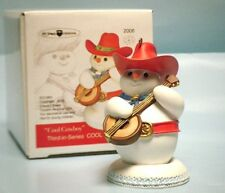 "2006 Ed Seale Designs ""Cool Cowboy"" 3rd in the Cool Characters Series, Signed"