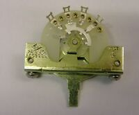 Genuine (Made In USA) CRL 5-Way Switch - Strat etc.