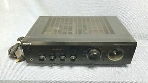 Sony TA-FE320R Stereo Integrated Amplifier ONLY Grade B