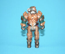 COMPUTER FORCE WARRIORS MEGAHERT FIGURE 1989 MATTEL