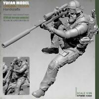 1:35   Pesante Trooper Anteriore soldier stand Resin Model Kit Unpainted E5T5