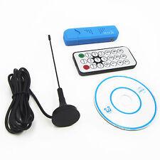 USB 2.0 Digital DVB-T SDR+DAB+FM HDTV TV Tuner Empfänger Stick RTL2832U+ R820T2