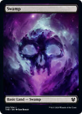 Swamp (252) x4 Magic the Gathering 4x Theros Beyond Death mtg card lot