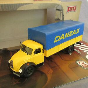 318E Altaya Magirus Merkur Danzas 1:43 +Box