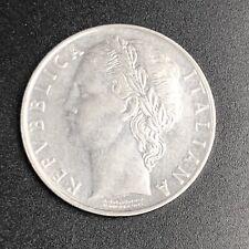 L.100 - 1957R Italian - Italy Coin Lire Repvbblica Italiana