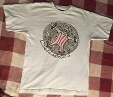 Vintage Rare Limp Bizkit - Clown (1998) Official White T-Shirt Size L Nu Metal