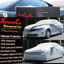 WATERPROOF CAR COVER W/MIRRORPOCKET GREY for 2013 2012 2011 2010 2009 KIA OPTIMA