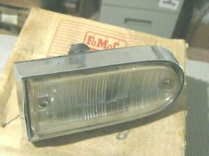 NOS 1962 Mercury Colony Park Wagon right Back Up Lamp assembly