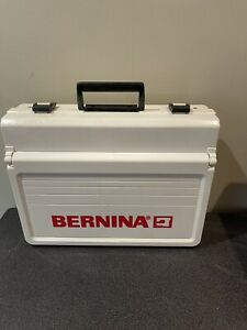 BERNINA ACCESSORY STORAGE CASE WITH DRAWER AND DIVIDERS