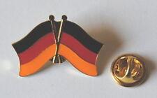 FREUNDSCHAFTSPIN 0051 PIN ANSTECKER DEUTSCHLAND / DEUTSCHLAND FAHNE METALL PINS