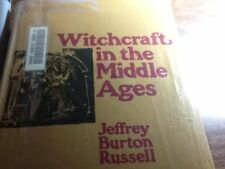 Witchcraft in the Middle Ages by Jeffrey B. Russell (1972, Hardcover)