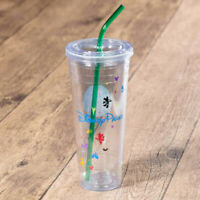 NEW! Disney Parks Starbucks Venti 24 oz Cold Tumbler/Cup RETIRED 1ST EDITION-NWT
