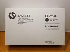 HP CF226XC LaserJet Toner Cartridge - Black new never opened