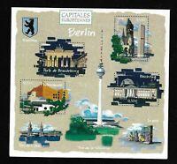 Bloc Feuillet 2005 N°88 Timbres France Neufs - Capitales Européennes Berlin