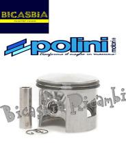 10713 - PISTONE PER CILINDRO POLINI 57,5 CUFFIA BASSA VESPA 50 PK S XL N V RUSH