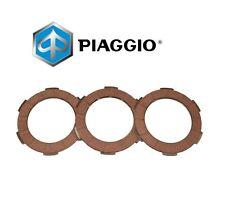 Serie dischi frizione ORIGINALI PIAGGIO VESPA 50 R N L SPECIAL 125 ET3 - 0793991