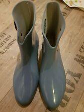 Vivienne Westwood Anglomania Melissa boots. Eur 38 UK 5