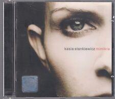 KASIA STANKIEWICZ - MIMIKRA 2006 VARIUS MANX NEW & NOT SEALED TOP RARE OOP CD
