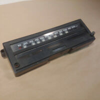 Volvo 140 144 1967-72 Original VDO Speedometer Instrument Gauge Cluster OEM