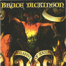 Bruce Dickinson ‎– Tyranny Of Souls CD NEW