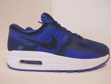 Nike Air Max Zero Essential PS UK 1.5 Black Blue Paramount Blue White 881226004