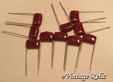 Fender USA .1 uF Tone Capacitor for Strat Tele LOT OF 10 (ten). Best price!