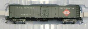HO Scale - ATLAS 20 005 357 RAILWAY EXPRESS AGENCY ACF REA Express Reefer Car