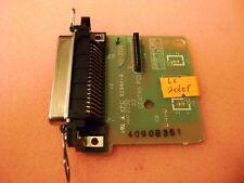 Canon Laser Class LC 2060P Fax Machine Centro PCB HH1-2096-03  HG5-2226 HG52226