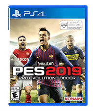 PES 2019 Pro Evolution Soccer ( Playstation 4 / PS4 ) Brand new