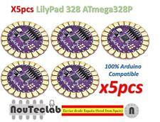 5pcs LilyPad 328 Main Board ATmega328P ATmega328 16M for Arduino