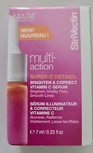 Strivectin Super-C Retinol Brighten & Correct Vitamin C Serum 7ml - New