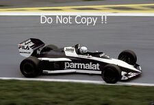 Riccardo Patrese Brabham BT52B Austrian Grand Prix 1983 Photograph 1